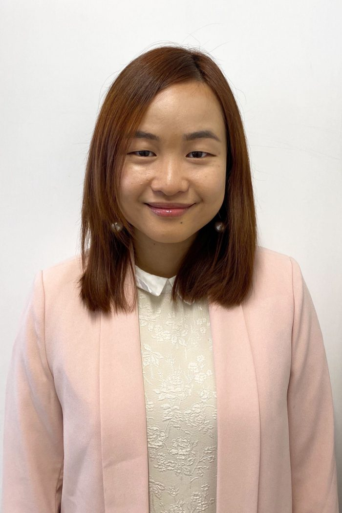 Jeanie Wong